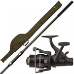 JRC Defender Rod with Reel Combo