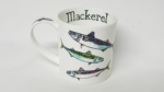 Just Fish Orkney Mackerel Mug
