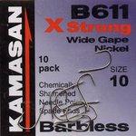 Kamasan B611 Barbless Hooks