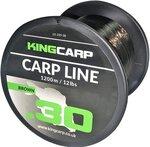 Kingcarp Mono Fishing Line Brown 1200m Spool
