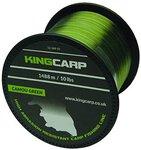 Kingcarp 1/4lb Camou Green Fishing Line