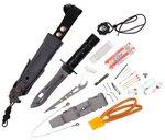 Kombat Explorer Survival Kit Knife