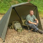 Korum Pentalite Brolly Shelter 50in