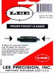 Lee Precision Primer Pocket Cleaner Combo
