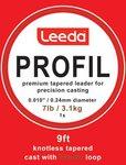 Leeda Profil Dry Fly Casts