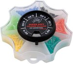 Lineaeffe Super Soft Coloured Chopped Silicone Star Selection