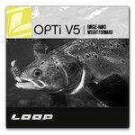 Loop Opti V5 Floating Fly Line