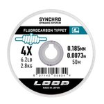 Loop Synchro Fluorocarbon Tippet