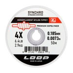 Loop Synchro Monofilament Tippet