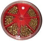 Lureflash 6 Way Gold Bead Pack