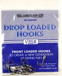Lureflash Drop Loaded Hooks 10pc