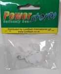 Lureflash Powerstorm Hook Protector Clear 4pc