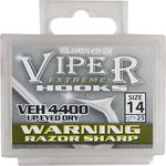 Lureflash Viper Extreme Up Eye Hooks 25pc