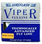 Lureflash Viper Floating Fly Lines