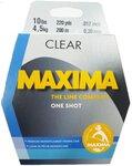 Maxima Clear Monofilament 200m+ Spools