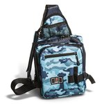 Molix Street Fishing Bag Navy Camo