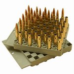 MTM Small Case Loading Tray 50 Rounds
