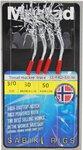 Mustad Tinsel Mackerel H3/0 ML50lb