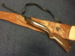 Preloved Norica Model 61 .22 Air Rifle with Bag - Used