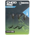 Nash Chod Rig Micro Barbed