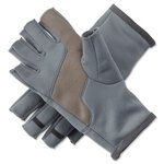 Orvis Fingerless Fleece Glove TrBlc