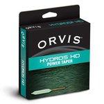 Orvis Hydros HD Powertaper Willow/Florescent Orange