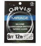 Orvis Mirage Big Game Leader 2pk 9ft