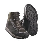 Patagonia Ultralight Sticky Rubber Sole Wading Boots Forge Grey