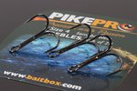 PikePro Semi-Barb Trebles