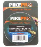 PikePro Stop Knot Elastic 3m