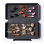 Plan D Pack Max Double Slotted Fly Box