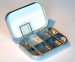 Richard Wheatley 8 Compartment Foam Lid Fly Box