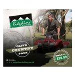 Ridgeline Country Fleece Pack Olive