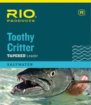 RIO Toothy Critter Leader 7ft6