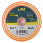 Rio Twin Colour Gel Spun Backing 50lb