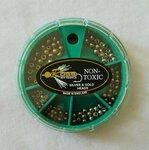 Ross Gold & Silver Head Dispenser