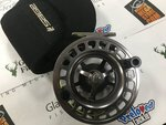 Preloved Sage 4210 Platinum Drag Reel # 9/10 Salmon Fly Reel - Used