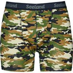 Seeland Seeland 2 Pack Boxer Briefs Camo/Forest Night