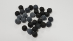 Sema Rubber Beads 30pc