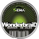 Sema Wonderbraid Marker 25lb 12.0kg 5m