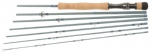 Shakespeare Agility 2 EXP Travel Fly Rods 7pc