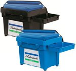 Shakespeare SKP Seatbox Complete Combo (Box, Cushion, Padded Strap, Tacklebox And 2 Trays)
