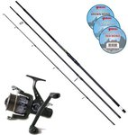 Shakespeare Sigma Pike 12ft 3lb 3pc Combo