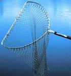 Sharpes Flat Frame Sea Trout Telescopic Landing Net