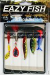 Silverbrook Eazy Fish Allrounder Lure Pack