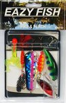 Silverbrook Eazy Fish Pike and Perch Lure Pack