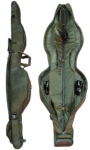 Sonik SK-Tek 3 Rod Compact 12ft Sleeve