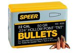 Speer TNT Jacketed Bullet Heads
