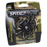 SpiderWire Stealth Smooth Green Camo Braid Line