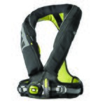 Spinlock 170N Deckvest 5D Offshore LifeJacket Hammar Black